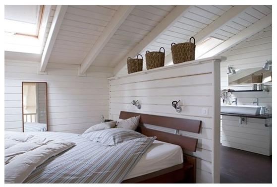 simple division sanctuary decor. Black Bedroom Furniture Sets. Home Design Ideas